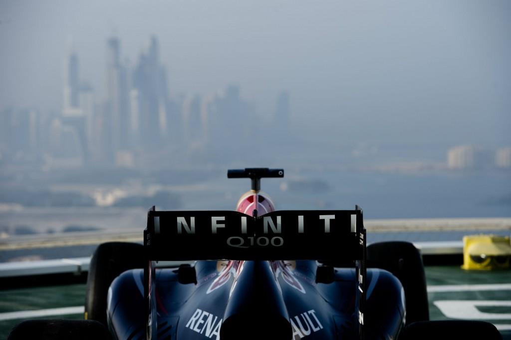 Foto Infiniti Red Bull Racing / CP